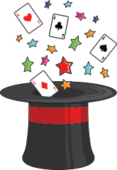 Magic skills Hat